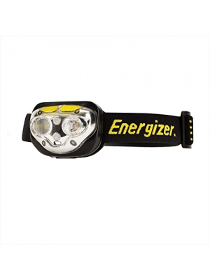 Energizer LED Headlamp, Vision Ultra with 6 Modes and HD Optics