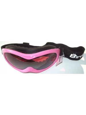 Pretty Pink Ski Goggles Lady Skiing Googles Vented New