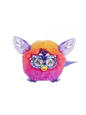 Furby Furblings Creature Plush, Orange/Pink