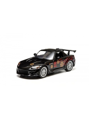 GreenLight Fast & Furious - The Fast & The Furious (2001) - 2002 Honda S2000 - Black (1:43 Scale) Vehicle