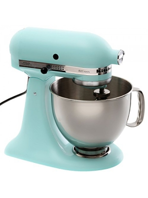 KitchenAid Artisan Mixer 5KSM150PSE (220Volt WILL NOT WORK IN THE USA) (Ice)