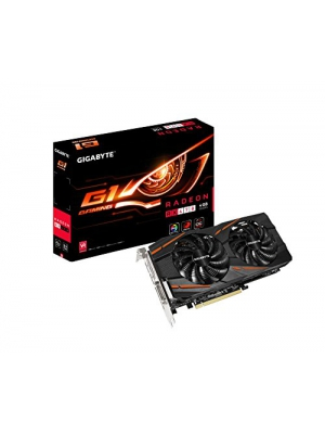 Gigabyte Radeon Rx 470 G1 Gaming 4GB GDDR5 Graphics Cards GV-RX470G1GAMING-4GD