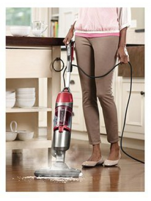 Bissell Symphony Vacuum AND Steam Mop,1132. 2-in-1 Steam Cleaner & Vacuum. Upright Vacuum Cleaners Save Back Pain. Stylish Vacuum Cleaners Make Your Job Easy. Imagine Having a Steam Floor Cleaner and Vacuum all in one.