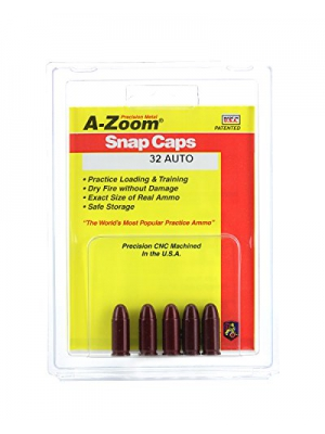 A-Zoom 32 Auto Precision Snap Caps (5 Pack)