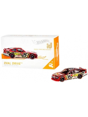 Hot Wheels id Oval Drive {Race Team}