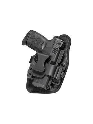 Alien Gear Holsters ShapeShift 4.0 Appendix Carry Holster-inside the waistband, fits Glock 17/19/22/23/26/ 27/29/30/42/43, Ruger, Springfield, S&W Shield, Sig, 1911, Left And Right Handed