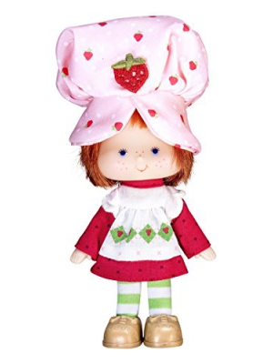 Basic Fun The Bridge Direct Classic Strawberry Shortcake Doll, 6""