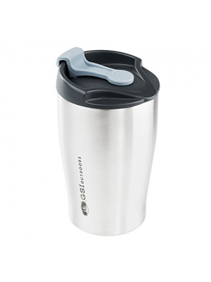 GSI Outdoors - Glacier Stainless 12 Fl. Oz. Americano Mug, Superior Backcountry Cookware Since 1985