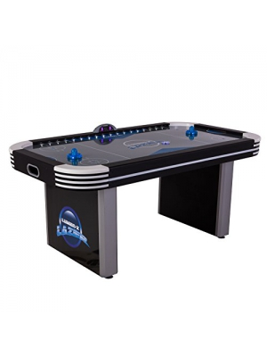 New - Triumph Lumen-X Lazer 6' Air Hockey Table