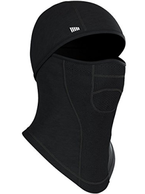 Balaclava - Windproof Ski Mask - Fleece Hood - Coldweather Face Motorcycle Mask - Ultimate Thermal Retention & Moisture Wicking with Performance Soft Fleece Construction