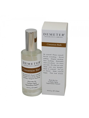 Cinnamon Bark by Demeter for Women Pick-Me Up Cologne Spray, 4 Ounce