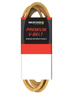 "Maxpower 347642 Premium Belt Reinforced with Kevlar Fiber Cords, 5/8"" x 97"""