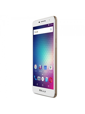 "BLU Studio XL 2 - 6.0"" 4G LTE GSM Unlocked Smartphone - 4,900mAh Battery -Gold"