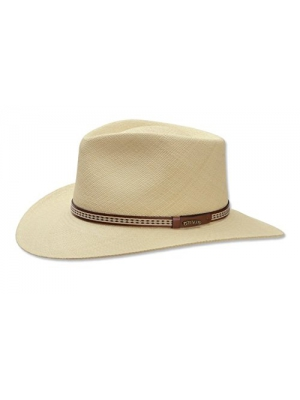 Orvis Men's Walnut Creek Genuine Panama Hat