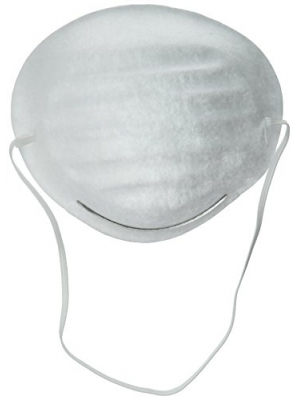 Honeywell Nuisance Disposable Dust Mask, Box of 50 (RWS-54001)