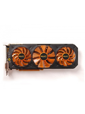 Zotac GeForce GTX 780 AMP Edition 3GB GDDR5 PCI Express 3.0 DVI HDMI DisplayPort SLI Ready Graphics Card ZT-70203-10P
