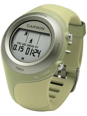 Garmin Forerunner 405 Wireless GPS-Enabled Sport Watch with USB ANT Stick and Heart Rate Monitor (Green) (Discontinued by Manufacturer)