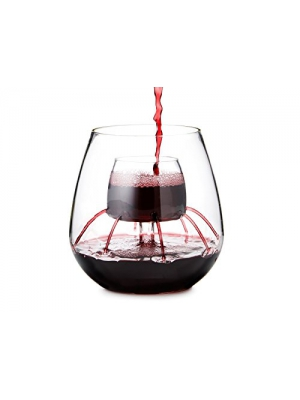 Chevalier Stemless Aerating Wine Glasses