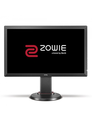 "BenQ ZOWIE 24"" Console eSports Gaming LED 1080p HD Monitor - 1ms Response Time, Head-to-Head Console Gaming (RL2460)"