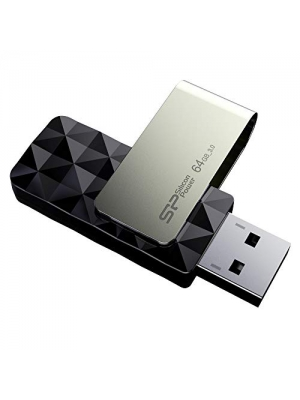 Silicon Power 64GB USB 3.0 Flash Drive, Blaze B30