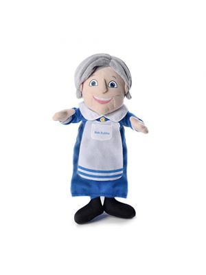 "Ask Bubbe by Mensch on a Bench ""As Seen on Shark Tank"" The Talking Jewish Grandmother Doll"