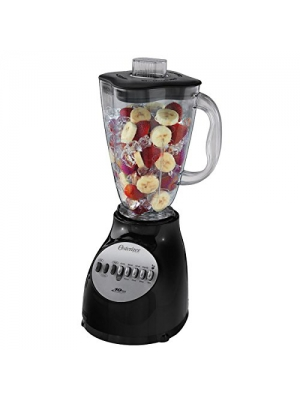 Oster 006629-BK0-NP0: 10-Speed Blender, Black