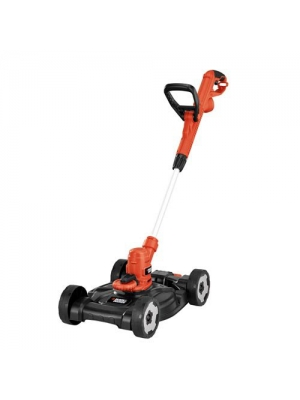 "BLACK+DECKER MTE912 6.5-Amp Electric 3-in-1 Trimmer/Edger and Mower, 12""(Do not include Extension Powercord)"