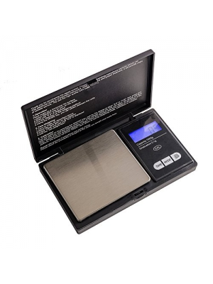 iMeshbean Pocket Size 1000g × 0.1g Kitchen Jewelry Digital Scale with Large Backlit LCD Display , 6 Modes CT/G/OZ/GN/DWT/OZT USA