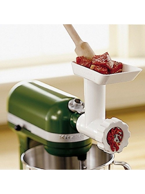 Kitchenaid Food Meat Grinder Chopper Attachment Stand Mixer Kitchen Home Sausage