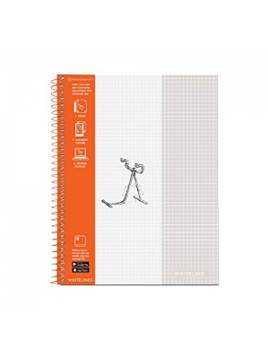 Whitelines Paper Notebook (17001)
