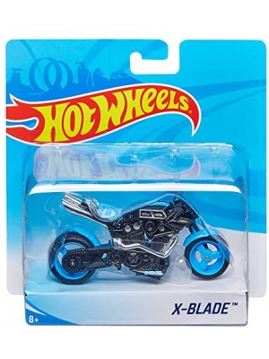 Hot Wheels Street Power Motorcycle Toy Vehicle, Multicolor