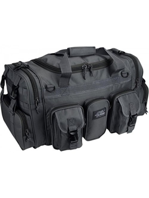 "Mens Large 22"" Duffel Duffle Military Molle Tactical Gear Shoulder Strap Travel Bag"