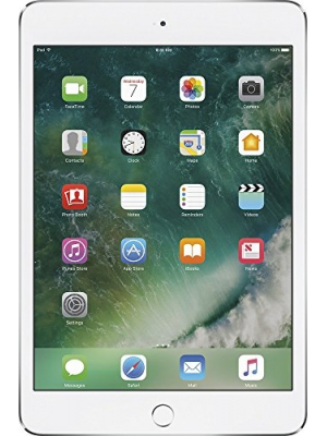 Apple MNY22LL/A iPad Mini 4 Wi-Fi, 32GB, Silver