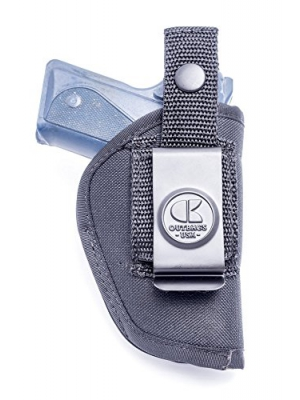 OUTBAGS USA NL31 Nylon IWB Conceal Carry & OWB Open Carry Combo Holster. Family owned & operated. Made in USA