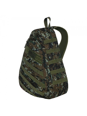 East West U.S.A RTC534 Tactical Molle Assault Sling Shoulder Cross Body One Strap Backpack