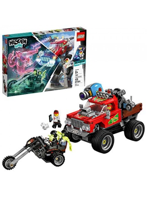 LEGO Hidden Side El Fuego's Stunt Truck 70421 Building Kit, Ghost Playset for 8+ Year Old Boys and Girls, Interactive Augmented Reality Playset, New 2019 (428 Pieces)