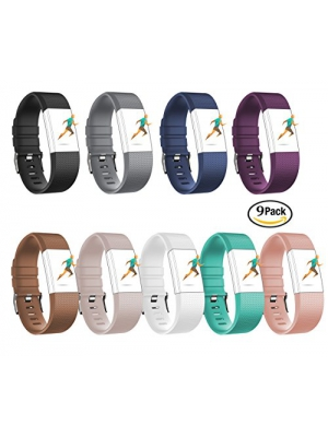 For Fitbit Charge 2 Bands,CreateGreat Replacement Band for Charge 2/Fitbit Charge 2 Bands/Charge 2 Fitbit/Fitbit Charge 2