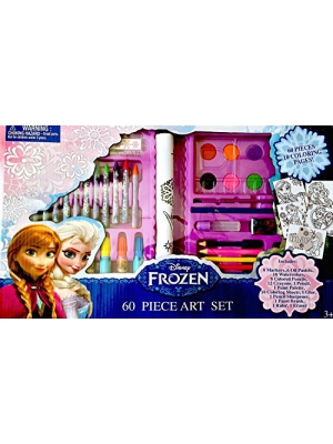 Disney Frozen 60-Piece Art Set