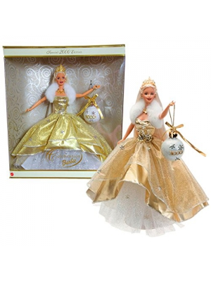 Barbie Celebration Special Edition 2000 Holiday Doll