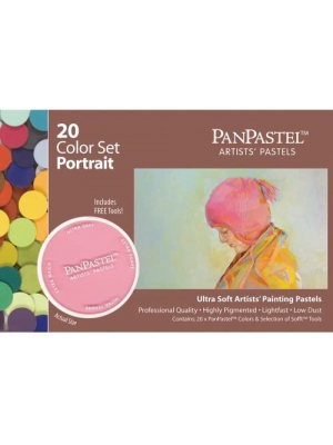 Portrait Pastels (Set of 20)