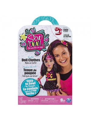 Sew Cool – Rocker Doll Clothes – Fabric Kit