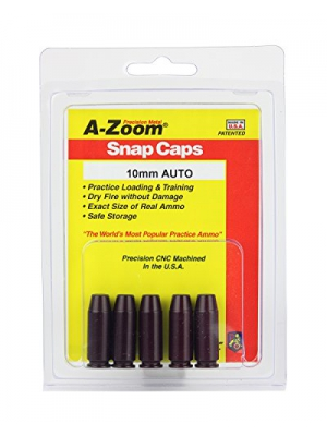 A-Zoom 10-mm Auto Precision Snap Caps (5 Pack)