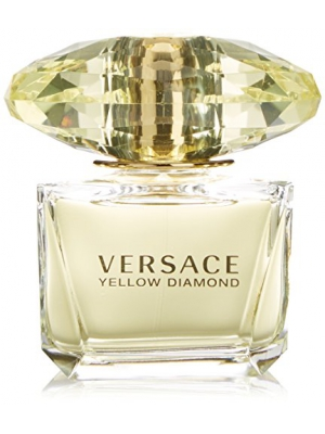 Versace Diamond Eau De Toilette Spray, Yellow, 3 Ounce