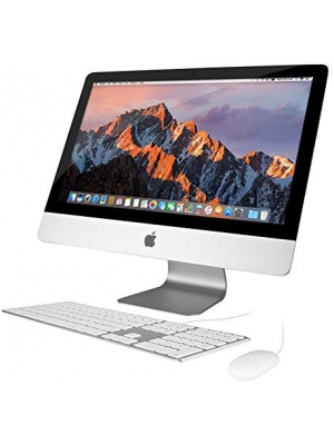 Apple iMac 21.5in 2.7GHz Core i5 (ME086LL/A) All In One Desktop, 8GB Memory, 1TB Hard Drive, Mac OS X Mountain Lion (Renewed)
