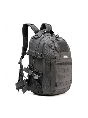 Military Tactical Backpack 2 Day Pack Waterproof Outdoor Gear for Camping Hiking School