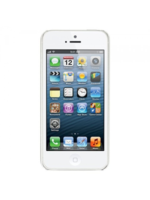 Apple iPhone 5, GSM Unlocked, 16GB - White (Refurbished)