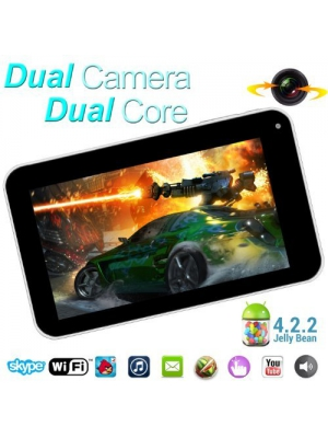 "Goldengulf 9"" INCH ANDROID 4.2 TABLET PC DUAL CAMERA CPU WM8880 8GB 2014 Newest Version."