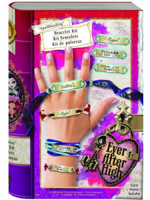 "Fashion Angels Ever After High ""Spellbinding"" Wrap Bracelet Kit"