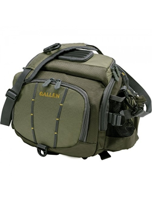 Allen Colorado River Guide Lumbar Fishing Pack, Olive