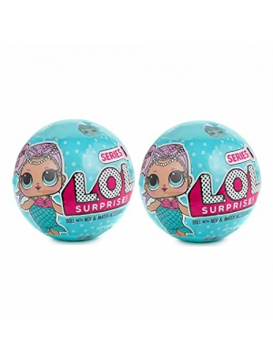 LOL Series 1 Doll | Pack of 2